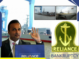 India Bankruptcy, NCLAT, NCLT, Reliance Marine, Reliance Naval, Anil Ambani, Reliance Communications, Chinese Lender To Rcom, Rcom, China Development Bank, Industrial And Commercial Bank Of China, Exim Bank Of China, Rcom Files For Bankruptcy, SBI, Reliance Infrastructure, RInfra Shares, RInfra Share Price, RInfra Share, ADAG Group, ADAG Group Stocks, RInfra Auditors, Reliance Capital, Reliance Home Finance, Reliance Power Share Hit 52-Week Low After Posting, Reliance Power March Quarter Result, Reliance Power Q4 Loss, Reliance Power Q4 Result, Reliance Infrastructure, Reliance Infrastructure Share Price, ADAG Companies, BSE, NSE