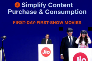 Carnival Cinemas, Pvr Cinemas, Reliance, Reliance Industries, Reliance Jio, Reliance Agm, Films, Inox Leisure, Jio Fibre, 4k LED TV, Smart TV, Jio Fiber's First Day First Show, First Day First Show, Mukesh Ambani, RIL Chairman, Reliance Chairman, Reliance Industries, RIL AGM, 42nd AGM Of RIL, Reliance Industries, Annual General Meeting, Ambani, Jio, Jio Fibre, Jio Fiber, Fiber-To-The-Home (FTTH) Service, Jio Forever Plans