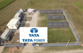 TataPower, Lighting Up Lives, Solar Power, Renewable Energy, Renewables Energy, Solar Energy, Solar Power Panels, Green Energy, Tata Power Solar Systems Limited, Future Ready, renewable energy, power plant, rural power in India, India, Tata Power, microgrid, Energy Efficiency, Tata Group, Rockefeller Foundation, Smart Power India, SPI, TATA Power Plant, CEO Praveer Sinha, Praveer Sinha, Rajiv J Shah, TP Microgrid, Tata Power Microgrid Ltd
