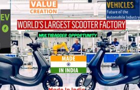 This Bengaluru-based Leading Cab Aggregator in India, to Setup World's Largest Scooter Factory in Tamil Nadu, to Produce 2 Million Electric Scooters; Eyeing to Become Tesla of India